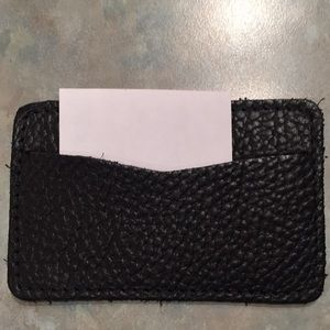 Roots Accessories - Roots business card holder